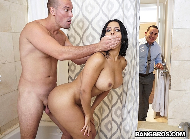 step sister brother caught mom