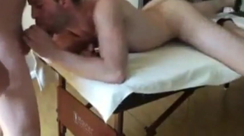 Daddy and his married friend bareback eager otter 7