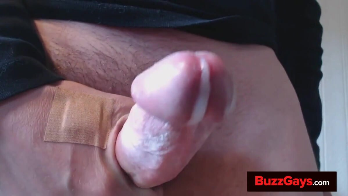 My solo 108 (Wanking my horny cock and cumming up close) 2