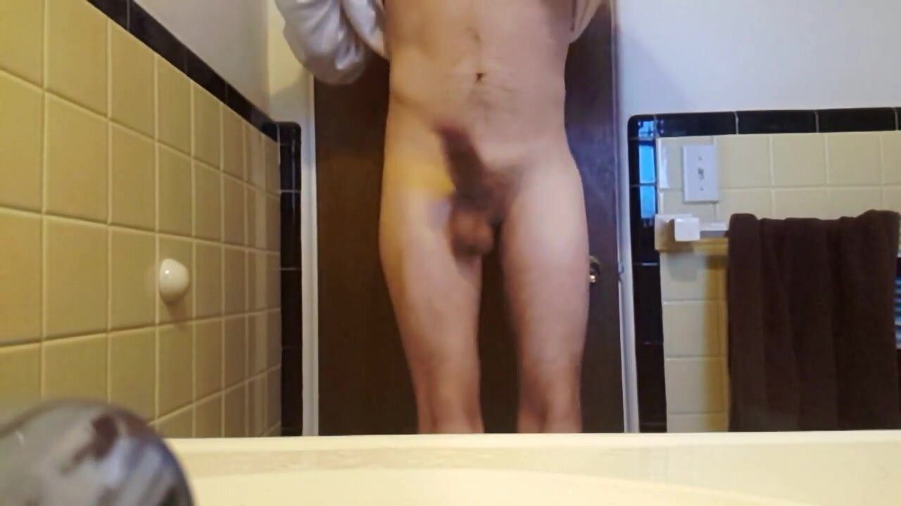 Big Dick And Low Hanging Balls In Slow Motion 9