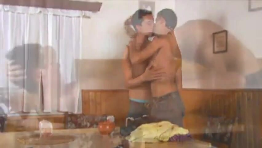 Slender Young Buck Buttfucked Bare 5