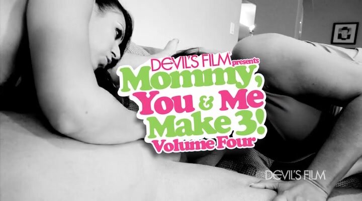 Mommy, You & Me Make 3 Vol. 4